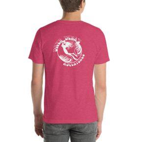 Diver Dena's Adventure Shop-Lemon Shark Unisex T-Shirtena's Adventure Shop-Lemon Shark Unisex T-Shirt