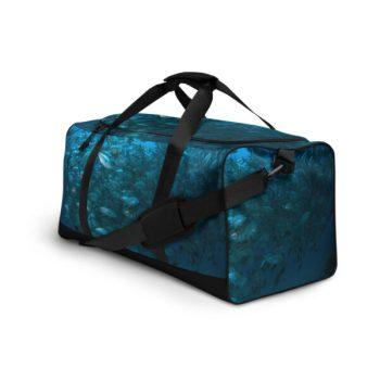 Diver Dena's Adventure Shop-FIN-tastic Fish Duffle Bag