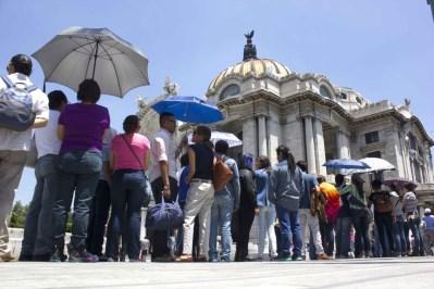 Llega a museo 5 por ciento de turistas extranjeros, 25 del interior del país y 70 por ciento del DF: Encuesta de salida. Foto: Conaculta/Divergente.info