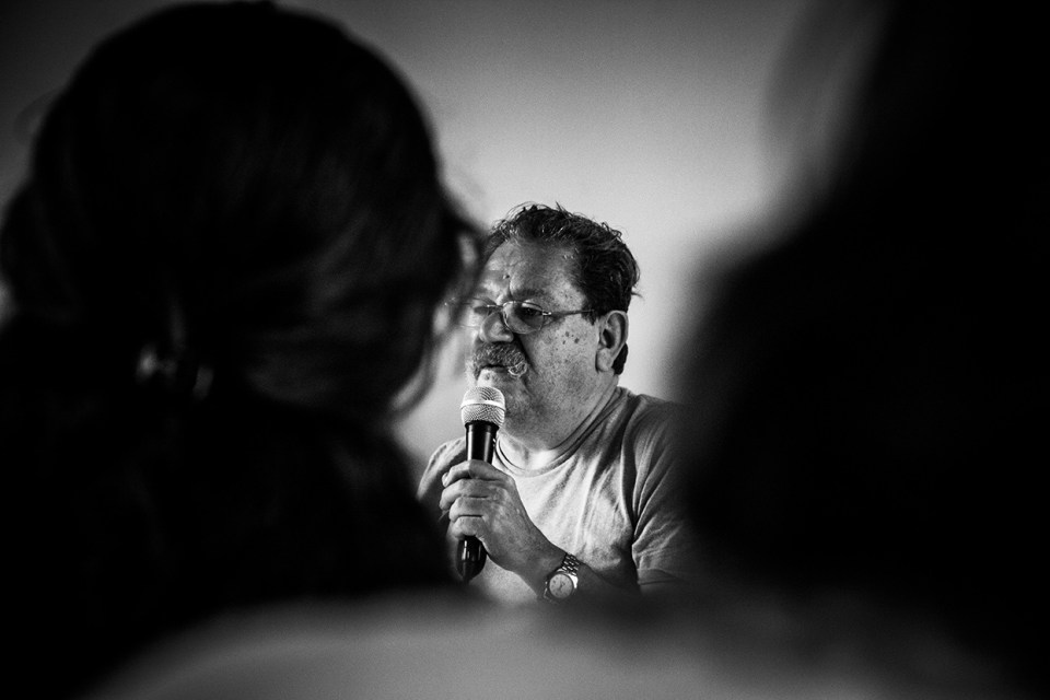 #Galería| Patria de Paco Ignacio Taibo en Tuxtla Gutiérrez