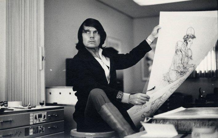 José Luis Cuevas, una representación de la ruptura