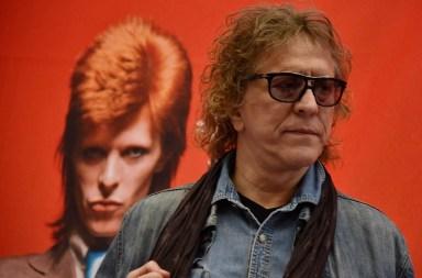 Rinden homenaje a David Bowie en el Foto Museo Cuatro Caminos