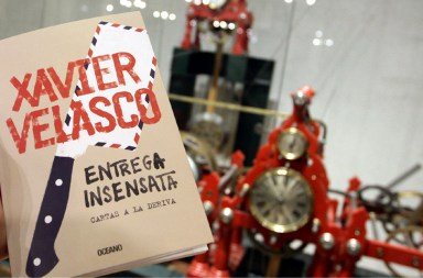 Xavier Velasco desnuda su alma a través del libro 'Entrega insensata'