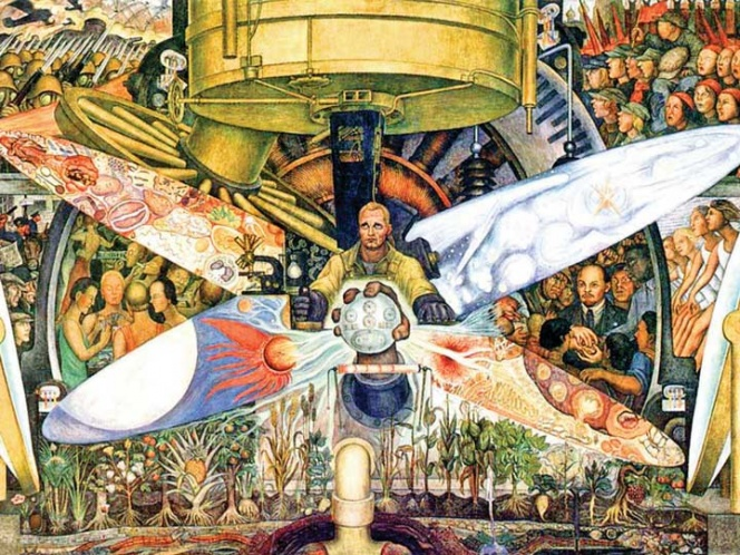 Subirats rompe con los mitos del muralismo mexicano