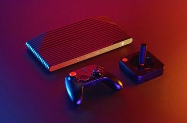 Atari resurge de las cenizas, ya puedes reservar su nueva consola