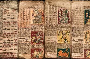 Analizan texto maya Chilam Balam; contiene predicciones astrológicas