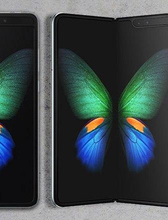 Galaxy Fold, el nuevo móvil de Samsung con pantalla plegable
