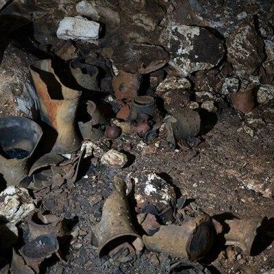 Redescubren Balamkú, santuario subterráneo de Chichén Itzá