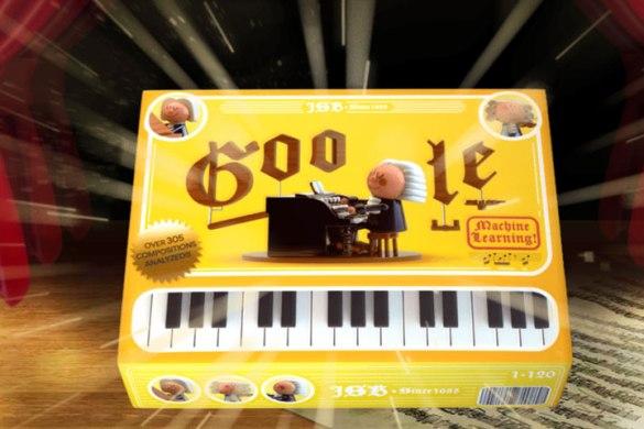 Bach regresa a componer música... con la ayuda de Google