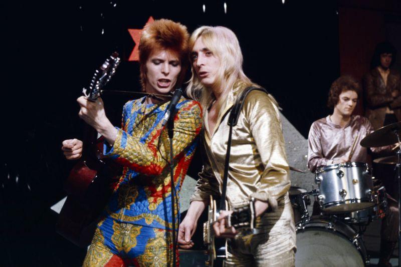 Stardust y la llegada de David Bowie a la pantalla grande