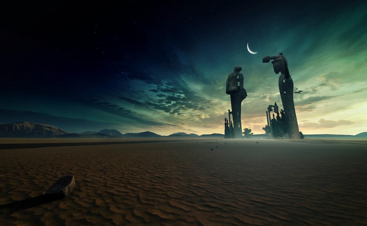 Dreams of Dalí, una experiencia inmersiva en 360 grados