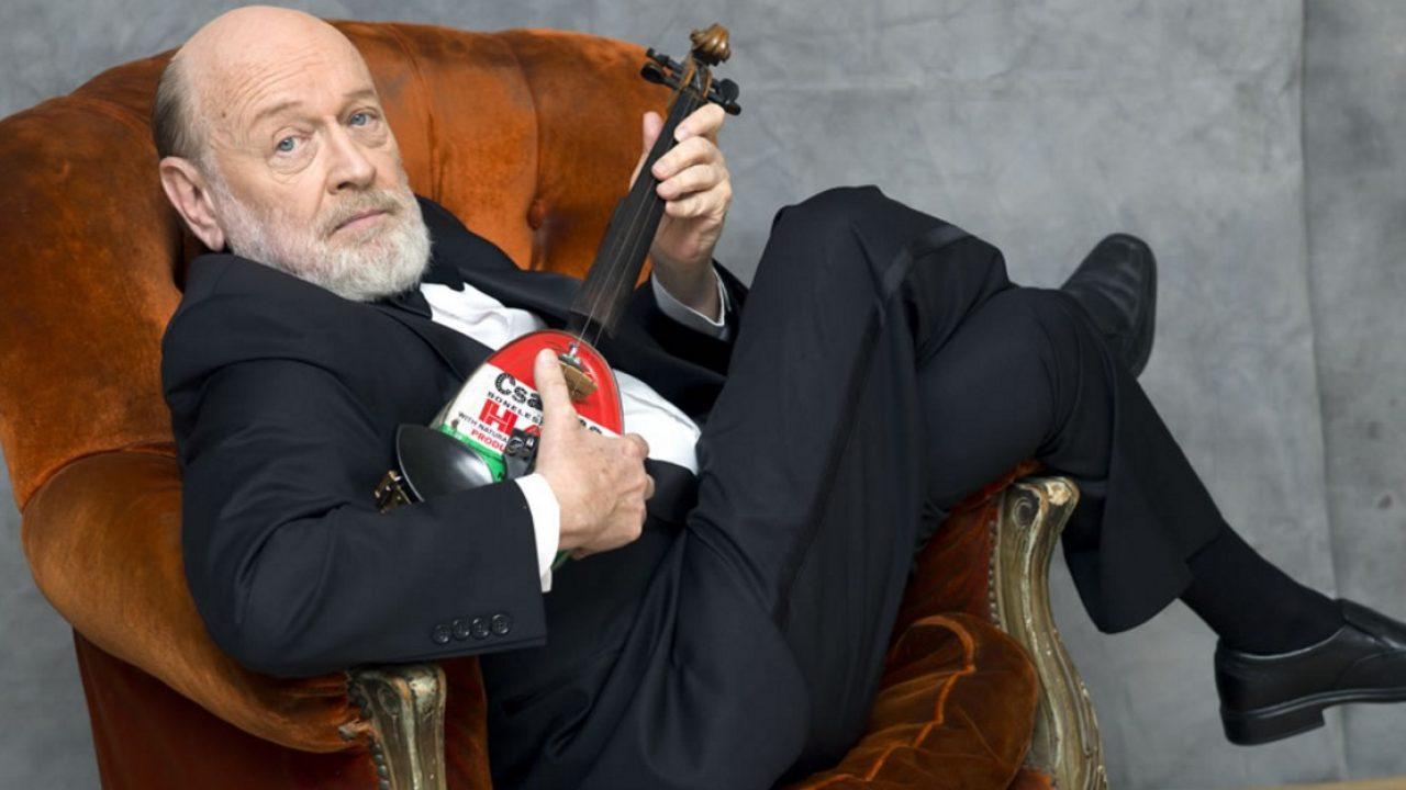 Fallece Marcos Mundstock, la voz icónica de Les Luthiers