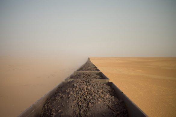 Riding a Saharan freight train | Adrian Guerin - ganadora en la subcategoría Travel