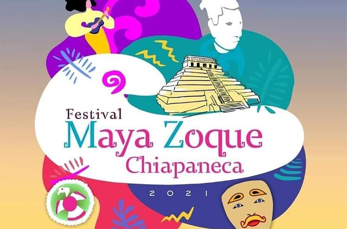Inicia el Festival Maya Zoque Chiapaneca, la fiesta de los pueblos originarios