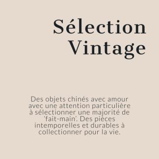 Sélection Vintage