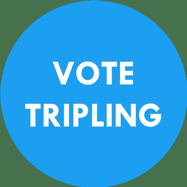 Votetripling.org