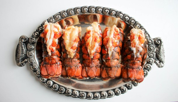 Baked Lobster Tails by Diverse Dinners