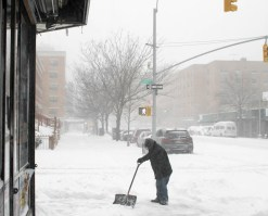 Snow Storm Survival Kit