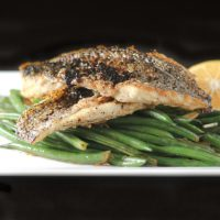 Crispy Black Sea Bass
