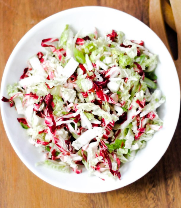 Sweet and Spicy Coleslaw by Diverse Dinners