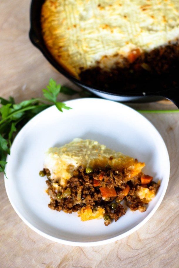 Shepherd's Pie by Diverse Dinners