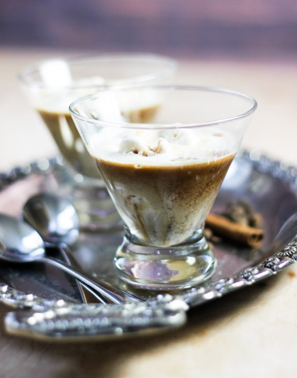 Jamaican Affogato by Diverse Dinners