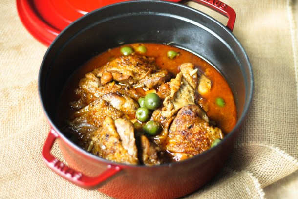 Moroccan Chicken by Diverse Dinners