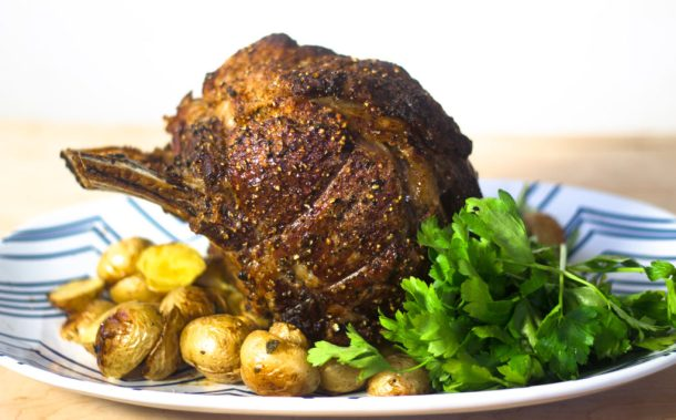 Standing Rib Roast by Diverse Dinners