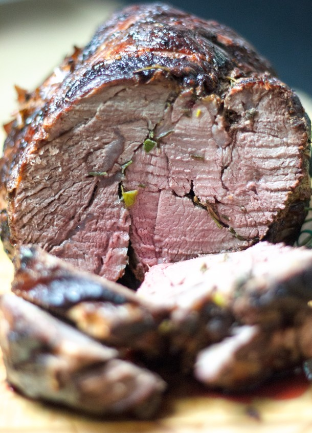 Boneless Leg of Lamb by Diverse Dinners