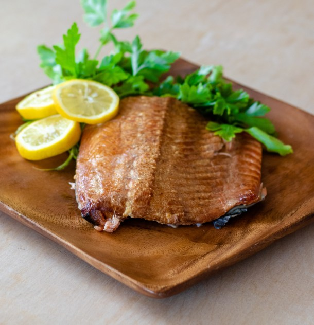 Hot Smoked Salmon by Diverse Dinners