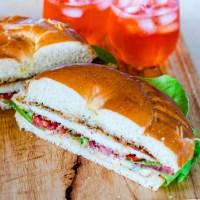 Challah Chicken Sandwich
