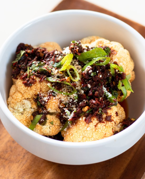 Smoky Cauliflower by Diverse Dinners