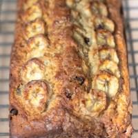 Caribbean Banana Bread
