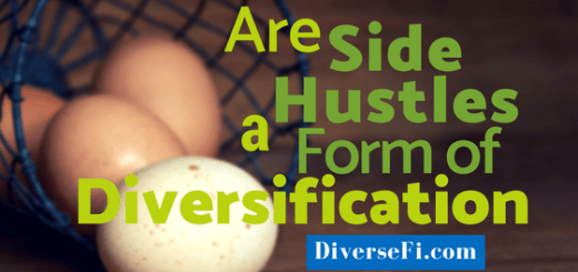 Side Hustles are a Form of Diversification