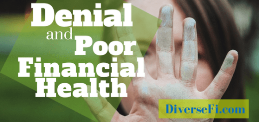 Denial and Poor Financial Health