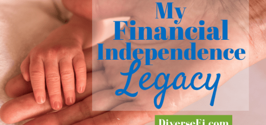 My Financial Independence legacy