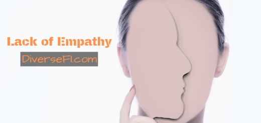 Lack of Empathy