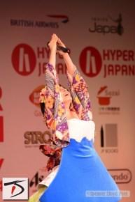 YANAKIKU - Hyper Japan main stage