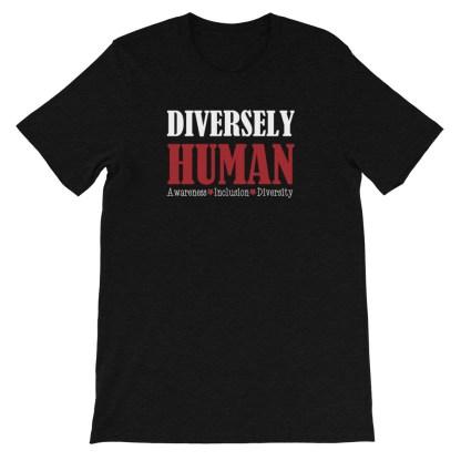 Diversely Human Logo T-Shirt