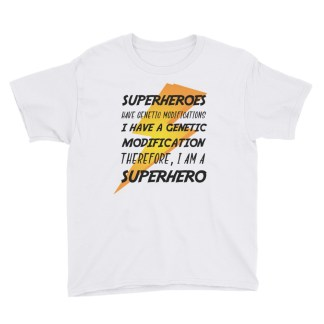I am a Superhero Kids T-Shirt
