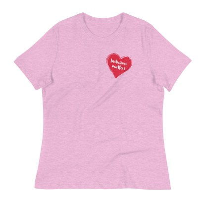 Inclusion matters Women's Relaxed T-Shirt