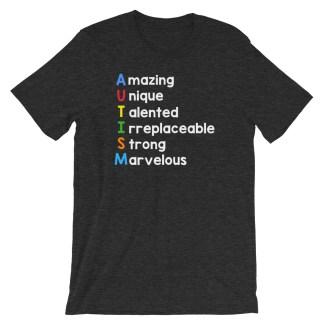 autism adjective shirt