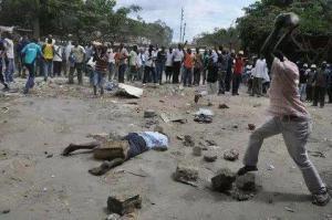 Somália: Adolescente é apedrejado até a morte por ser gay