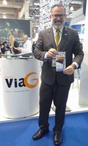 Clovis Casemiro, Coordenador Brasil IGLTA