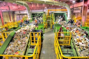 Diversified Recycling - Material Recovery Facility