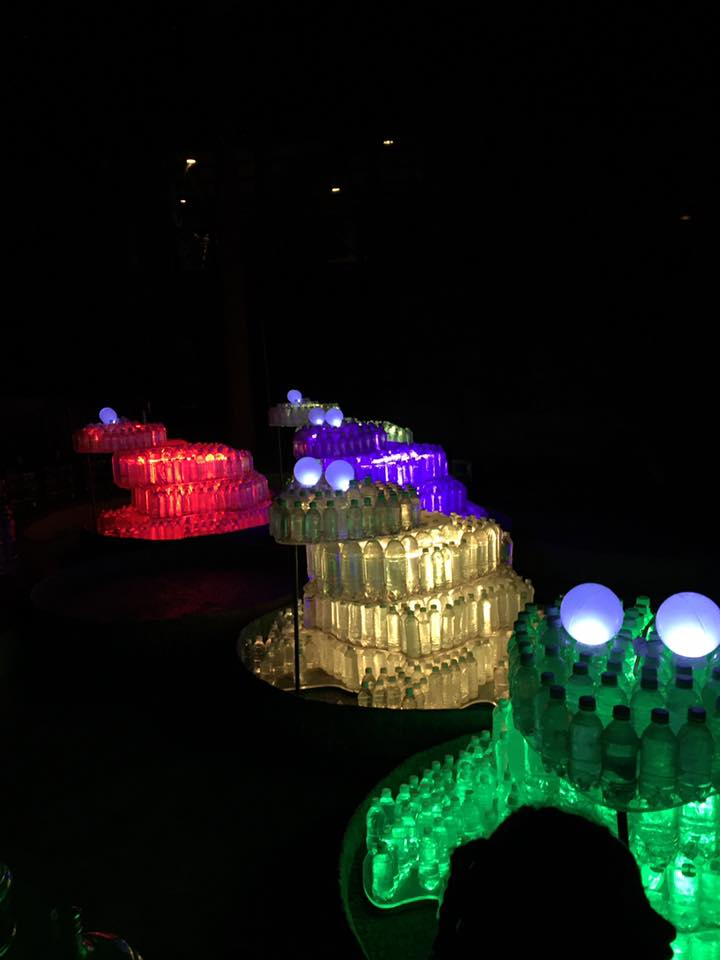 ... Dazzling Holiday Offering Is A Justifiably Popular Replacement For The  DWP Holiday Light Festival, A Drive Through That Once Called Griffith Park  Home.