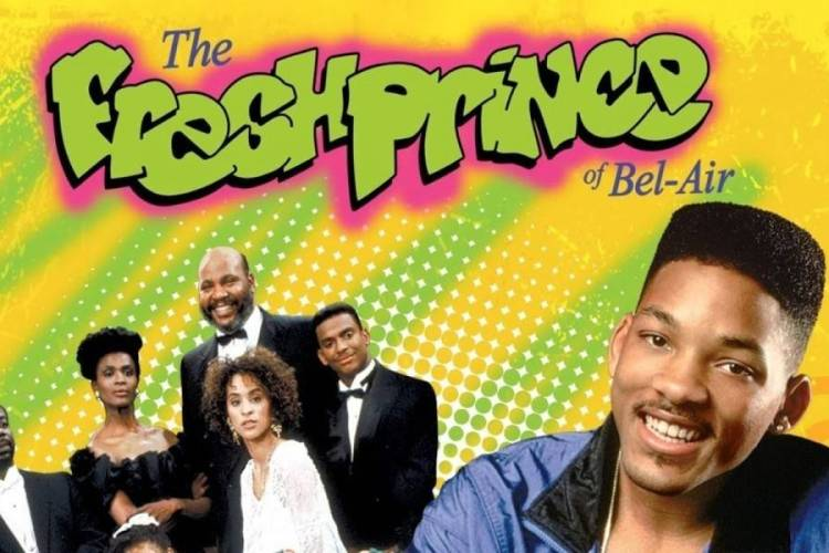 Intersectionality in the Fresh Prince of Bel-Air