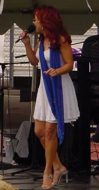 Boys Town Gang Lead Singer Cynthia Manley
