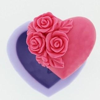 Moldes Coração
