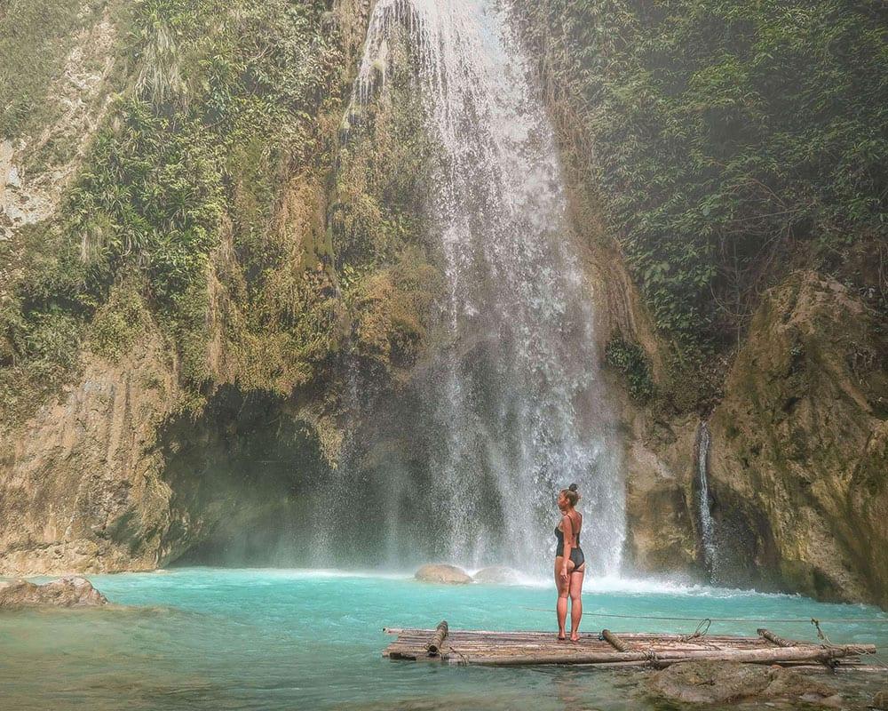 Philippines most beautiful hidden waterfalls
